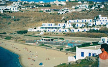 Foto Hotel Myconos Beach in Mykonos stad ( Mykonos)